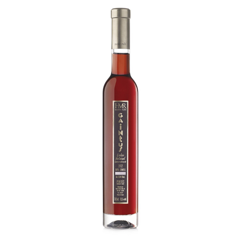 Gaintus Sobremadurado - Fresh orange-blossom honey, dried tart cherries and plums with touches of dried Spanish jasmine, pink rose and candied citron zest