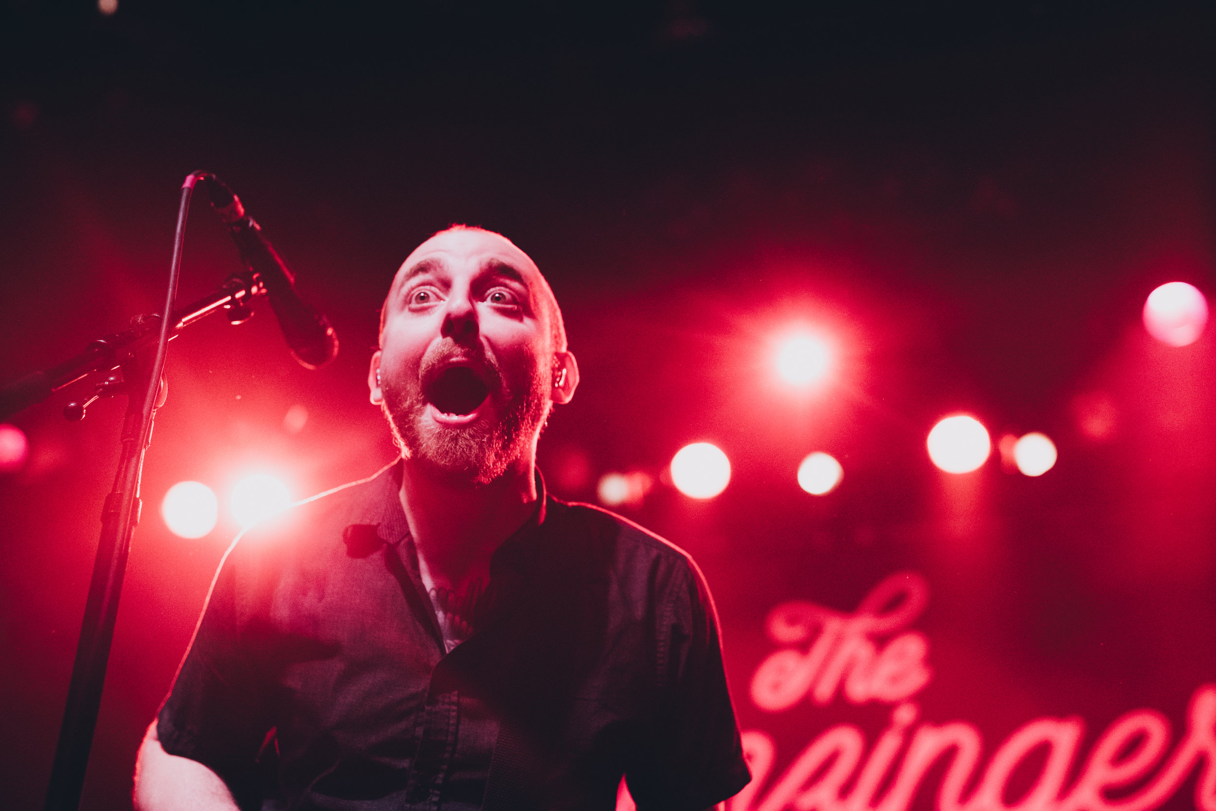 The Menzingers- Irving Plaza, NY