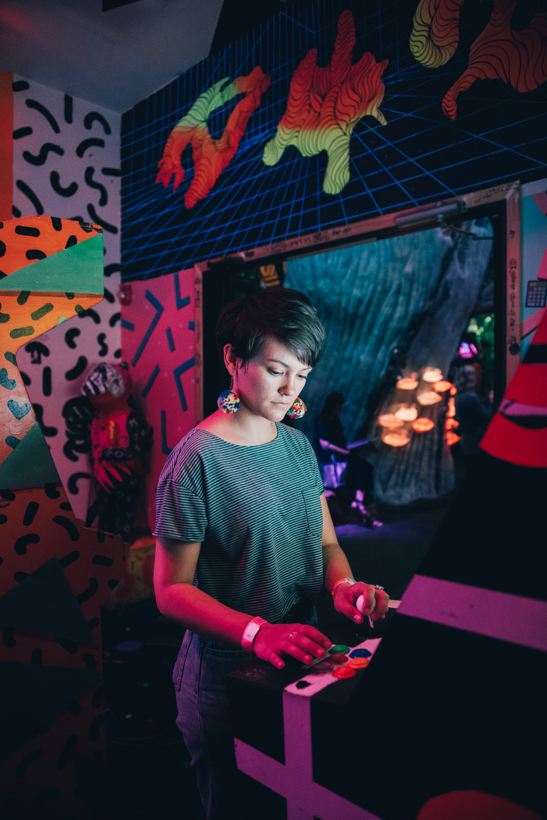 Diet Cig - Meow Wolf