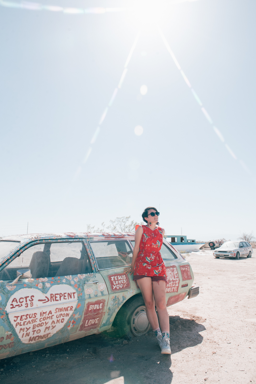 Diet Cig - Salvation Mountain