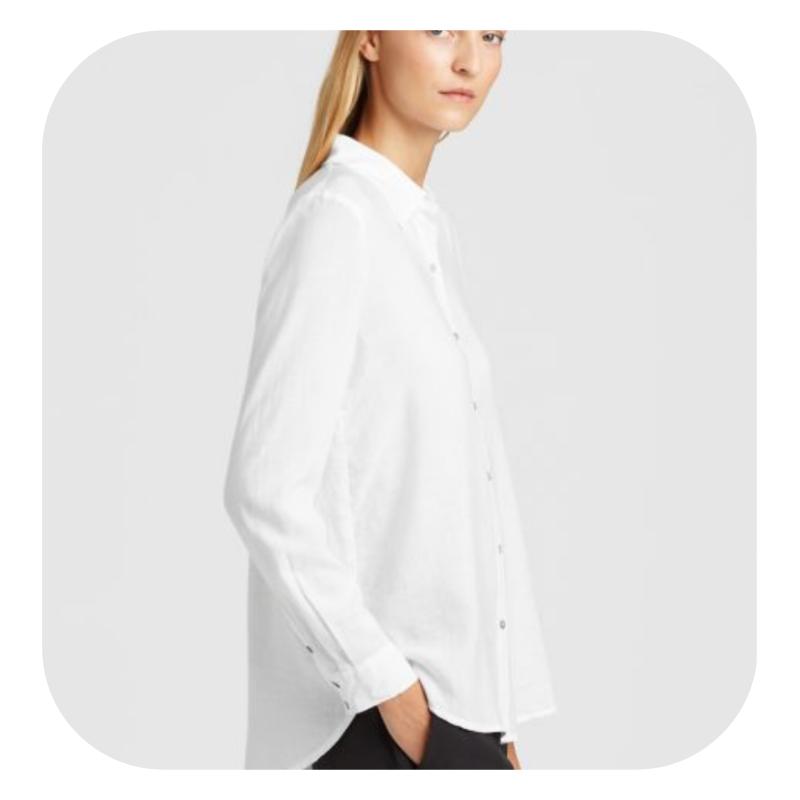 The White Button Down - Kinda an essential