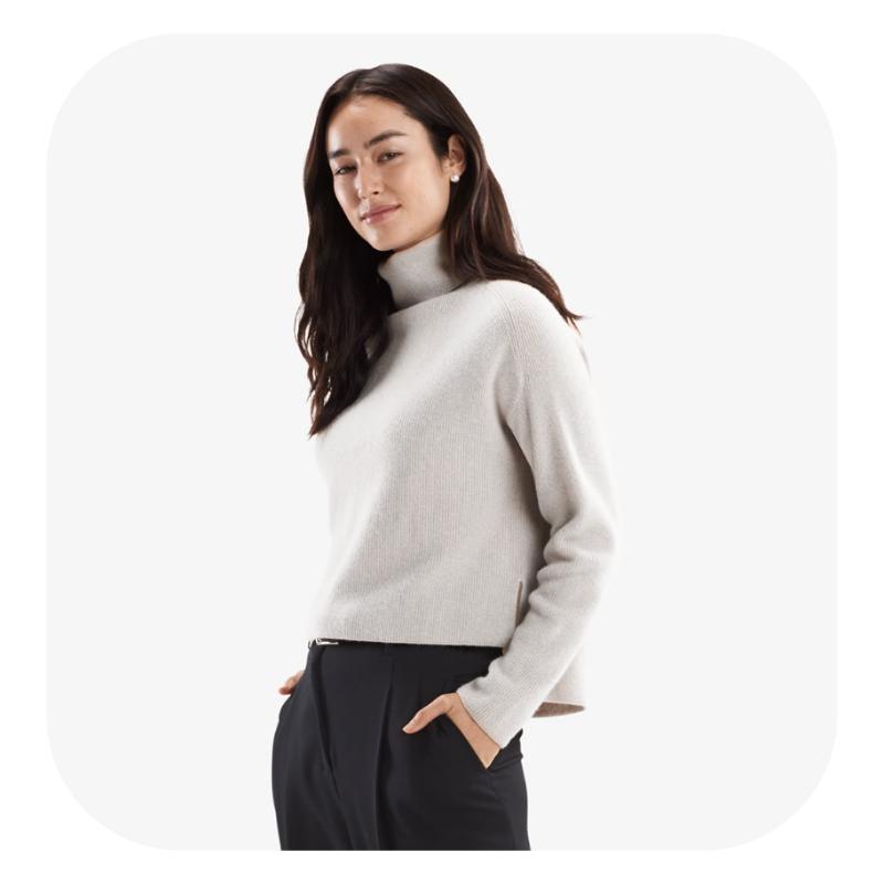 Sweater Turtleneck - so cozy