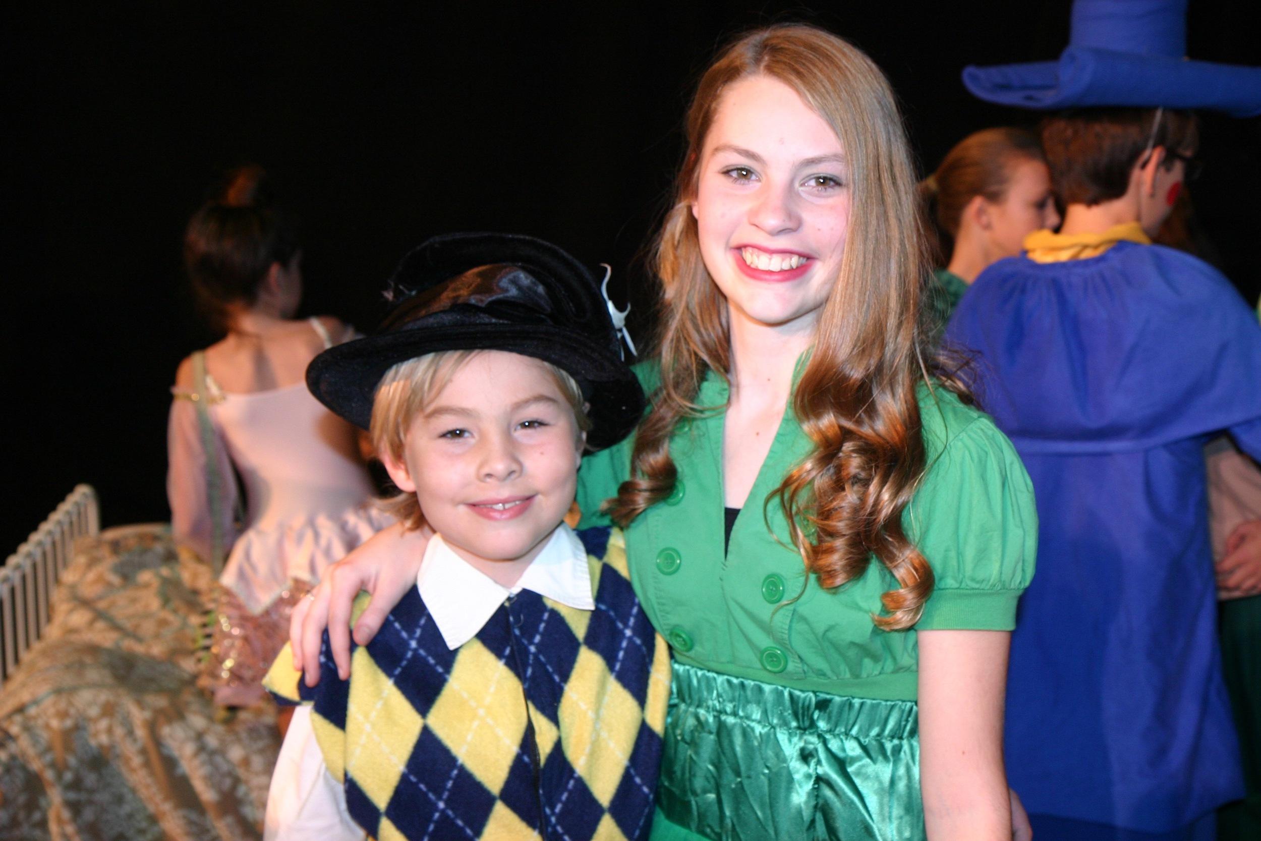 Nathan and Emma