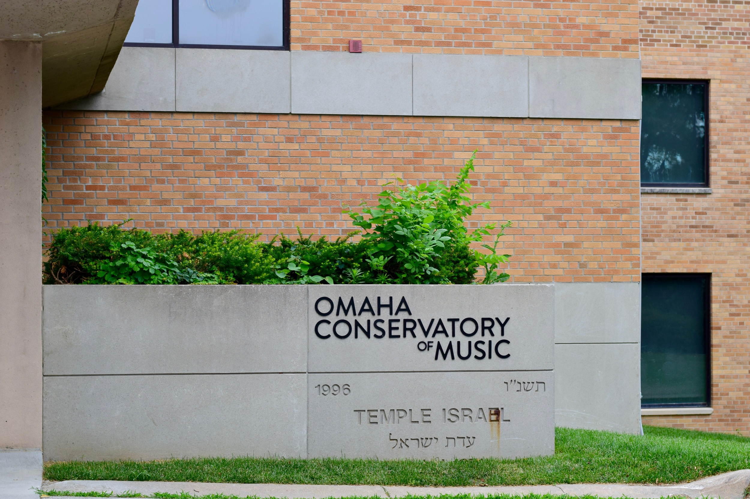 Omaha Conservatory of Music integrates the history of the building