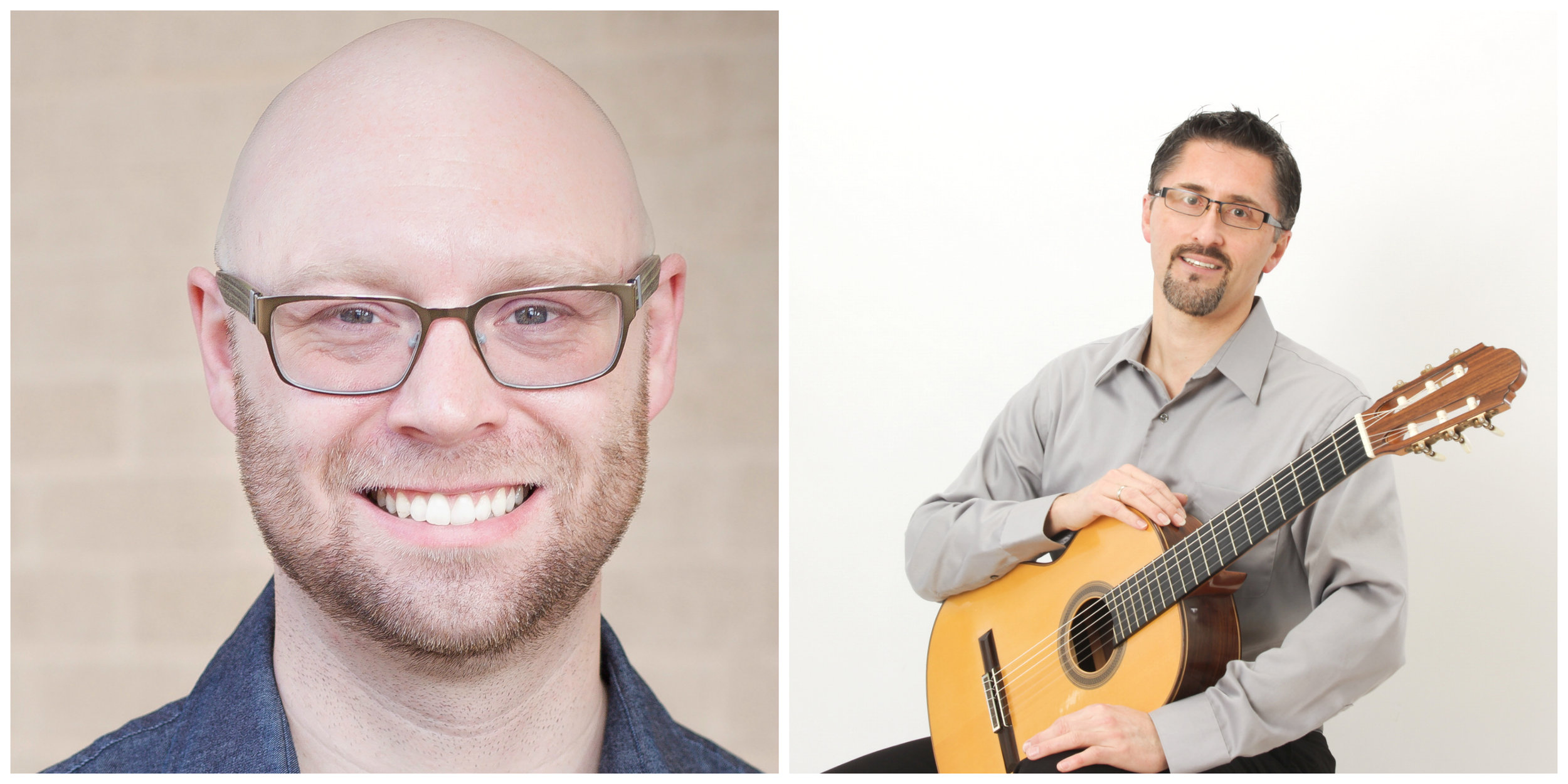 Piano Guest Artist Graham Yates and Guitar Guest Artist Troy King