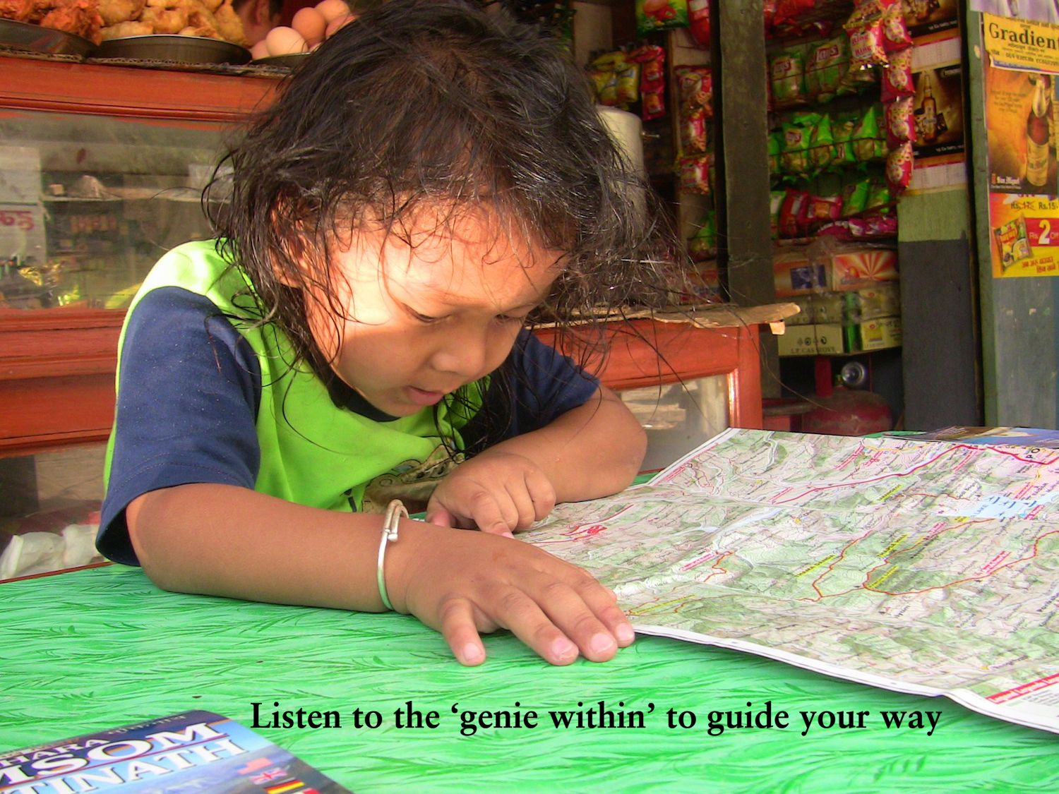 Listen to the genie within to guide your way.jpg