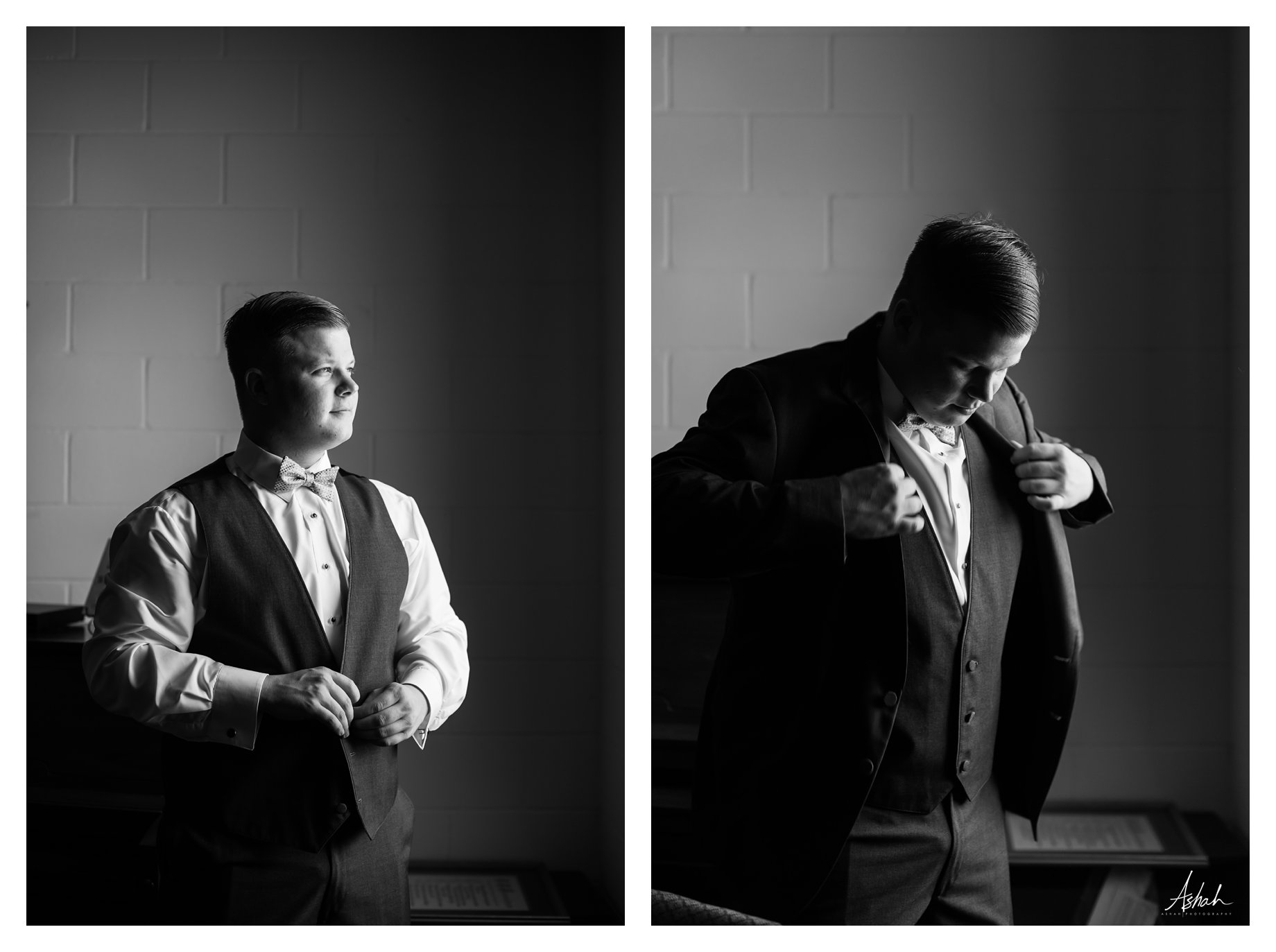 The Groom  - Dublin Wedding Photographer