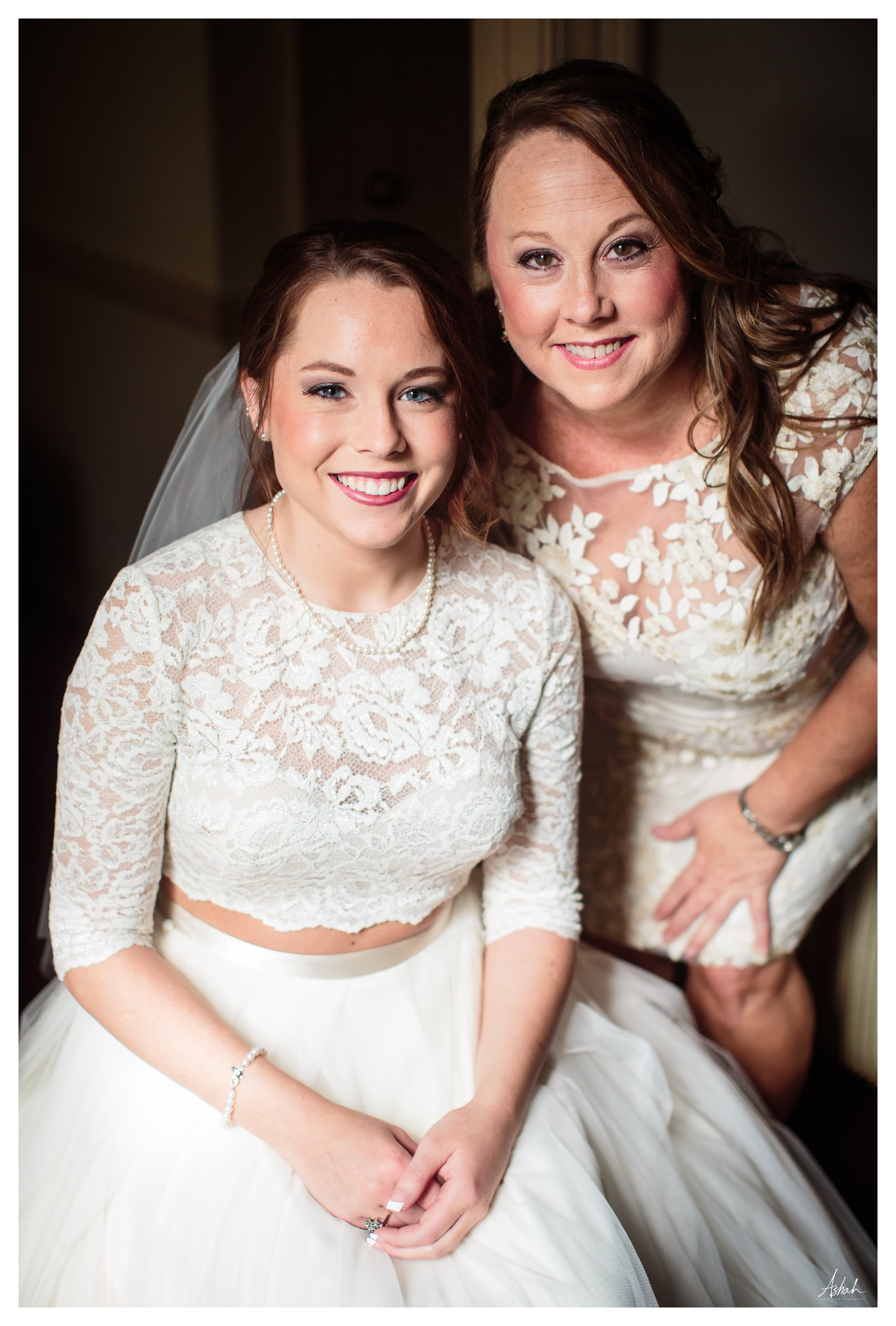 Bride & Mother of the Bride - Dublin Wedding Photographer