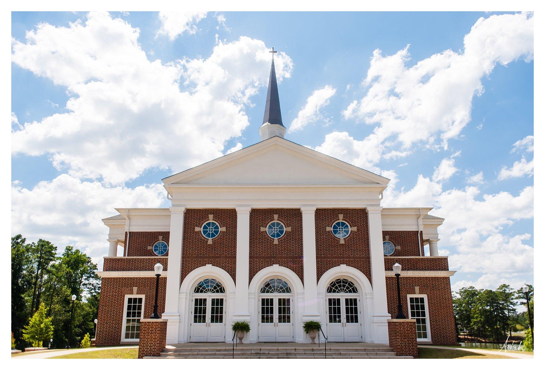 Pierce Chapel Wedding - Wedding Photography in Middle Georgia
