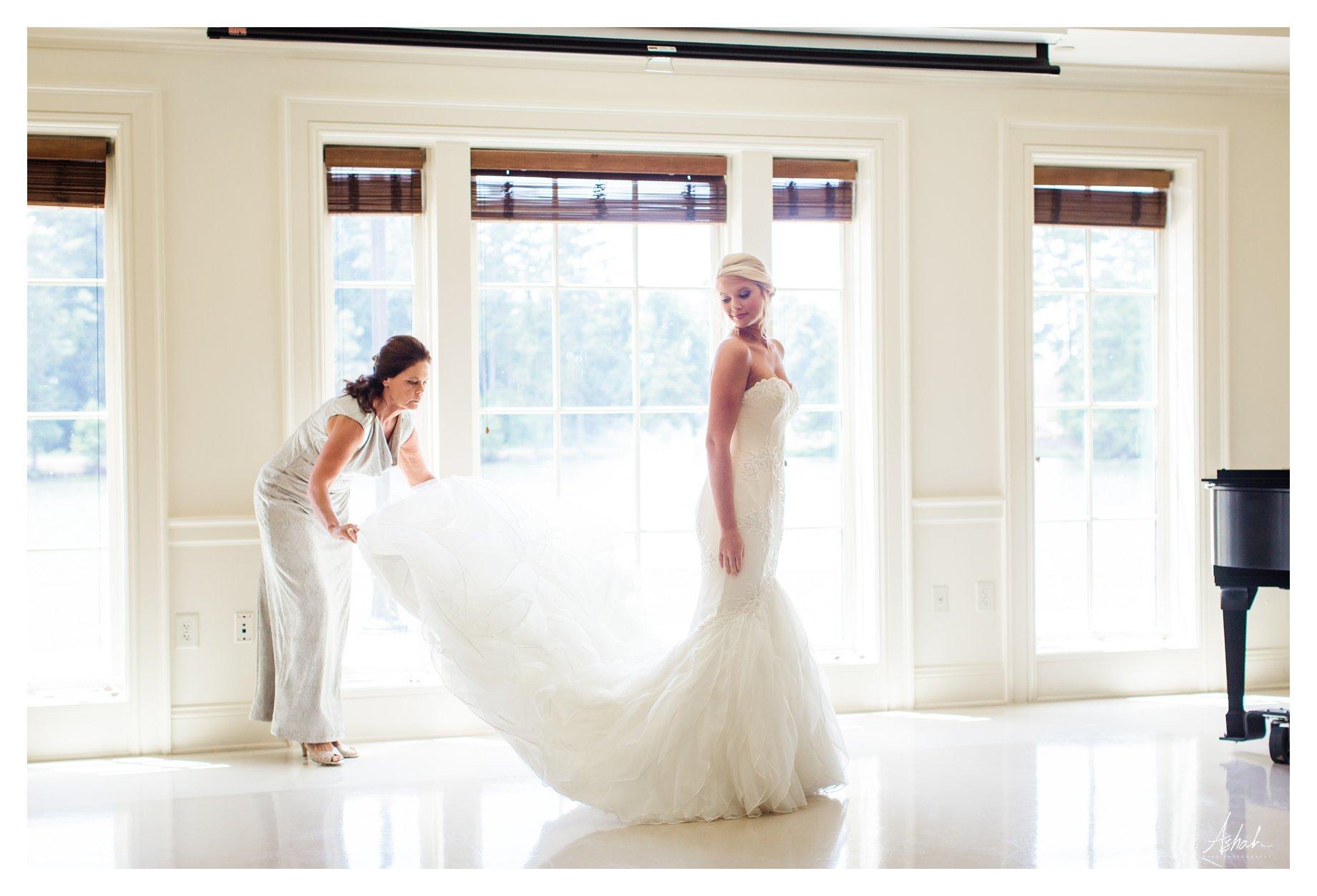 Bride & Mother -Wedding Photography