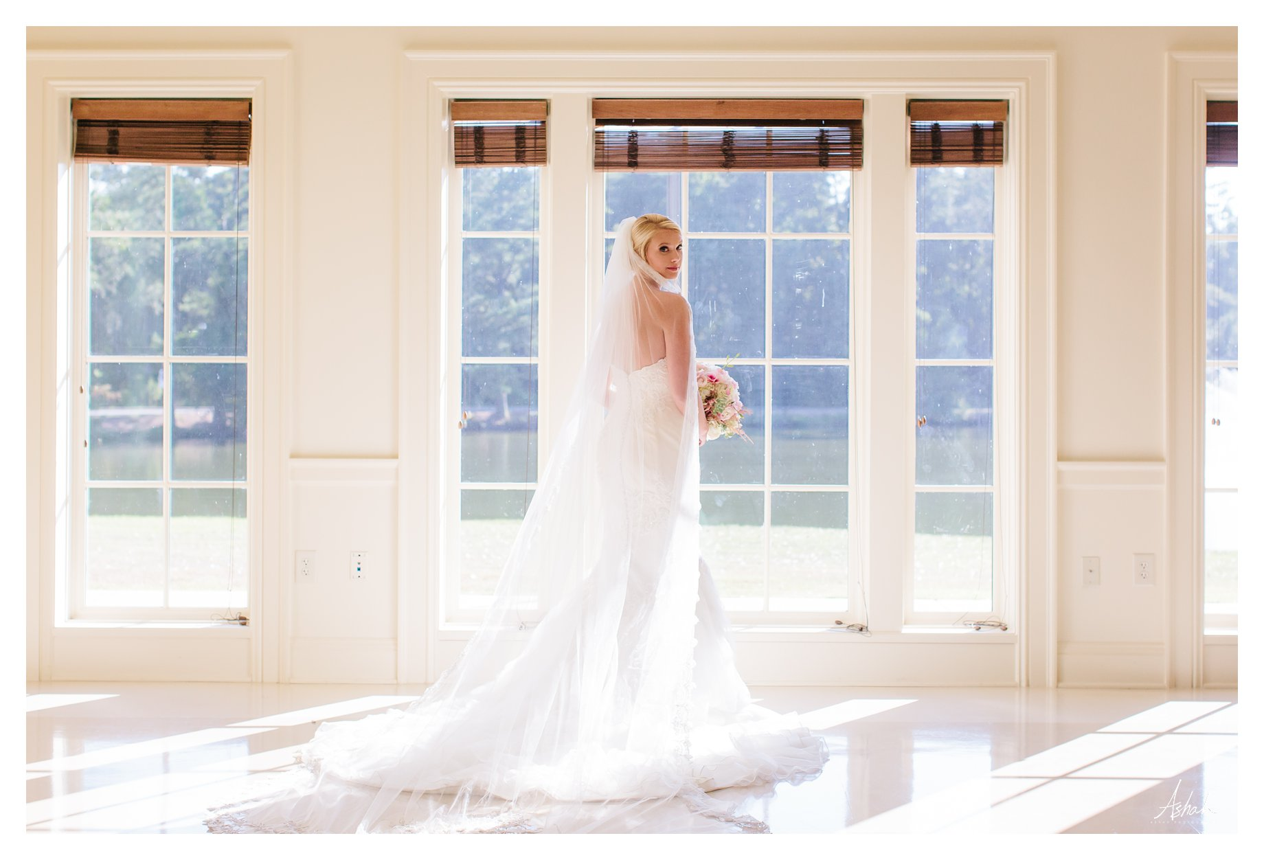 The Look - Bridal Portrait Macon