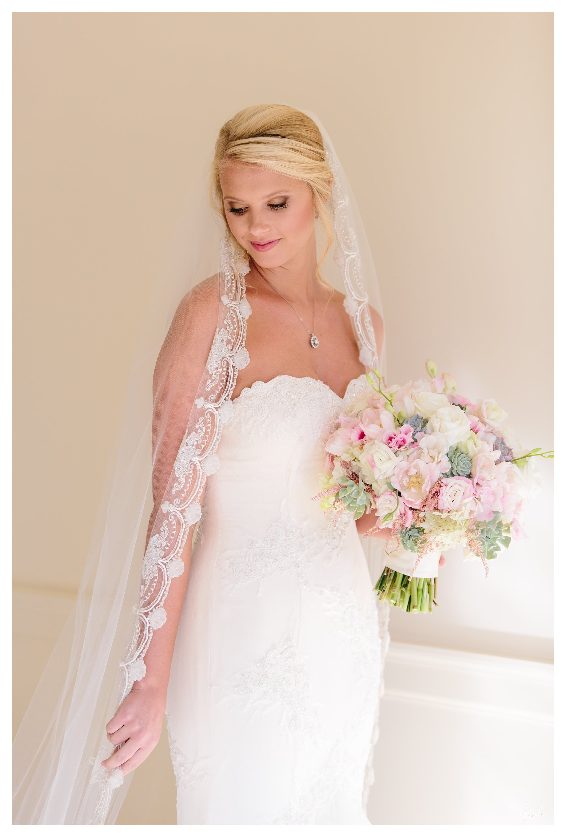 Perfection - The Bride - Macon Bridal Portraits