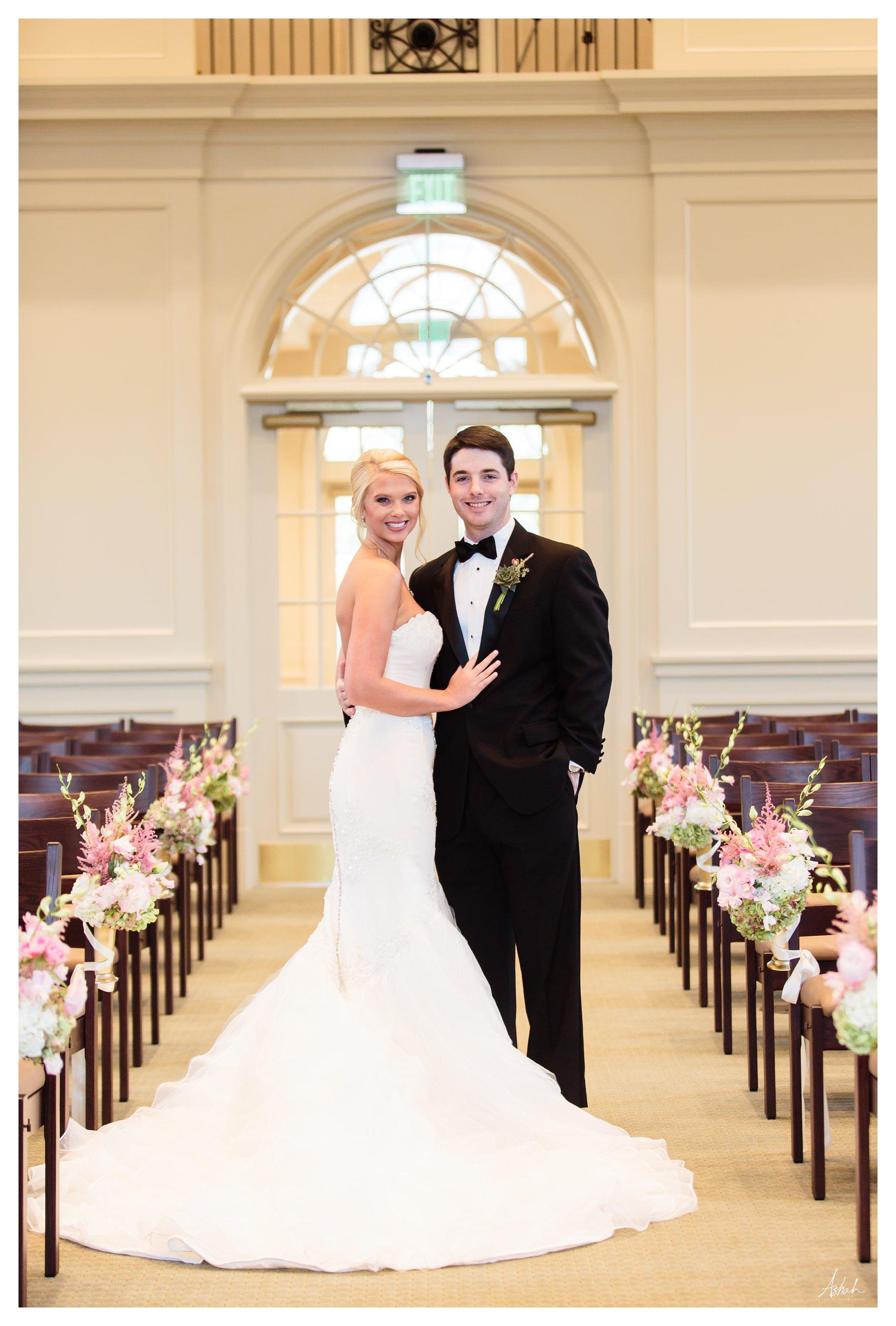 The Happy Couple - Macon Wedding Photographer