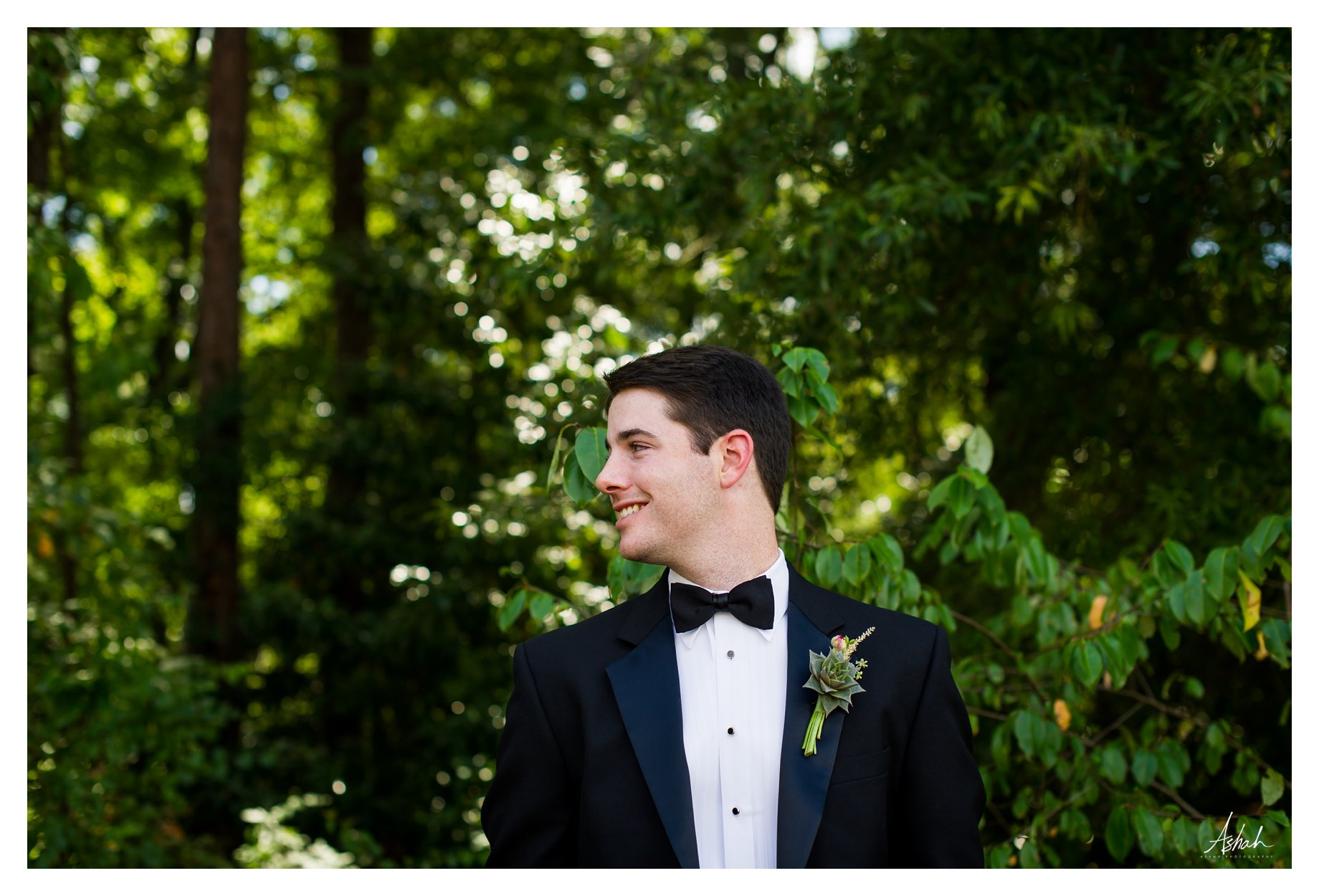 Nathan - The Groom -  - Macon Wedding Photographer