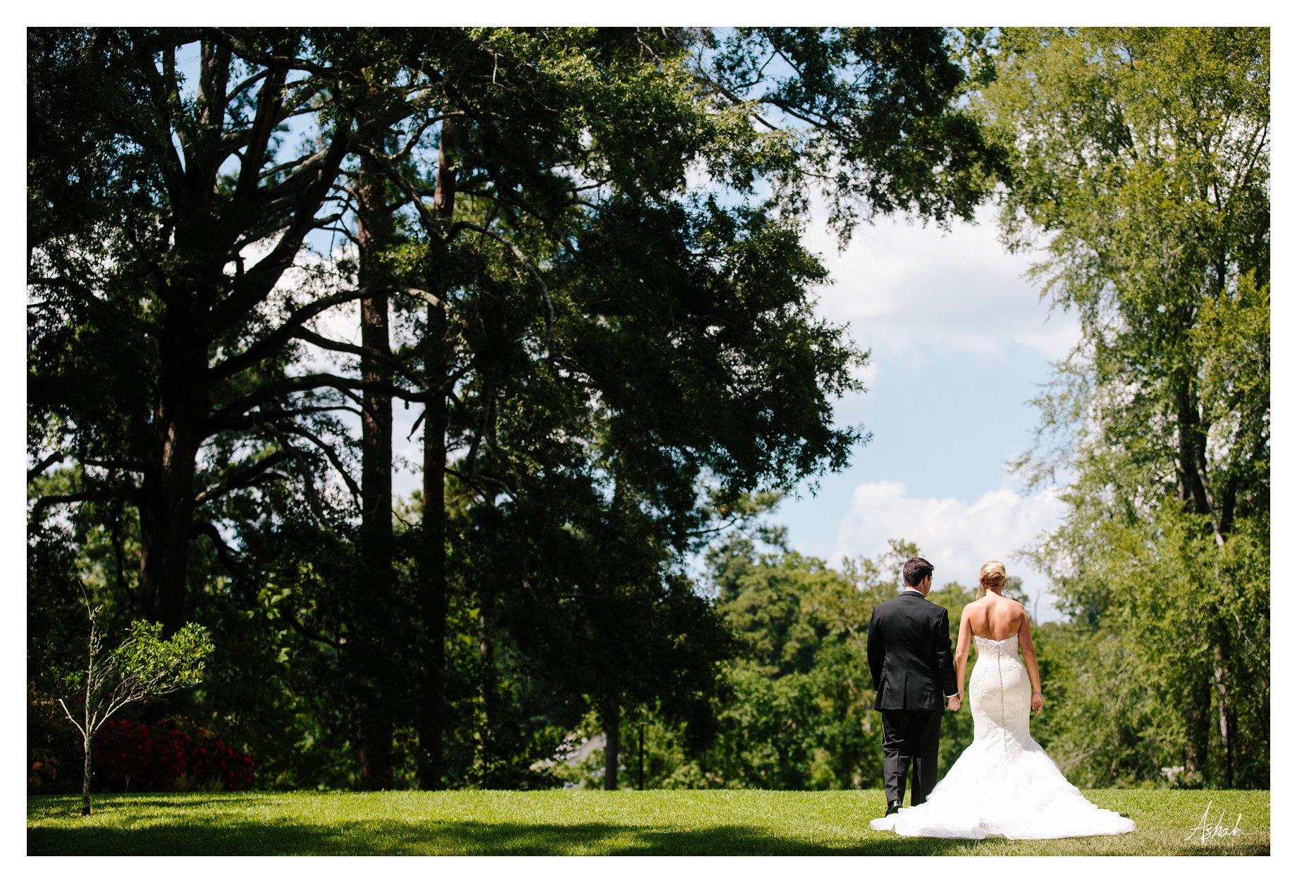 Holding Hands Forever - Macon Wedding Photographer