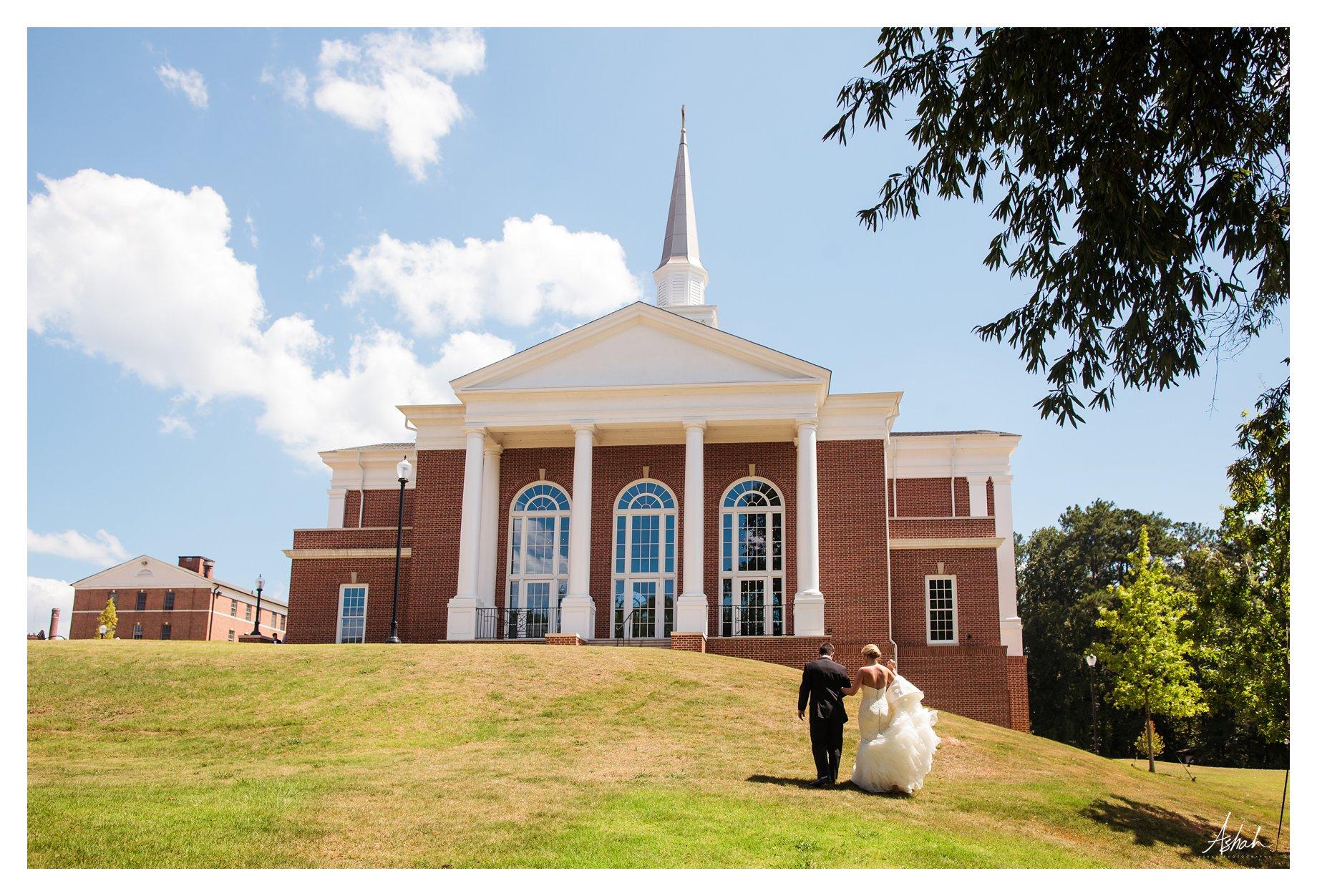 The Chapel -- Macon Wedding Photographer