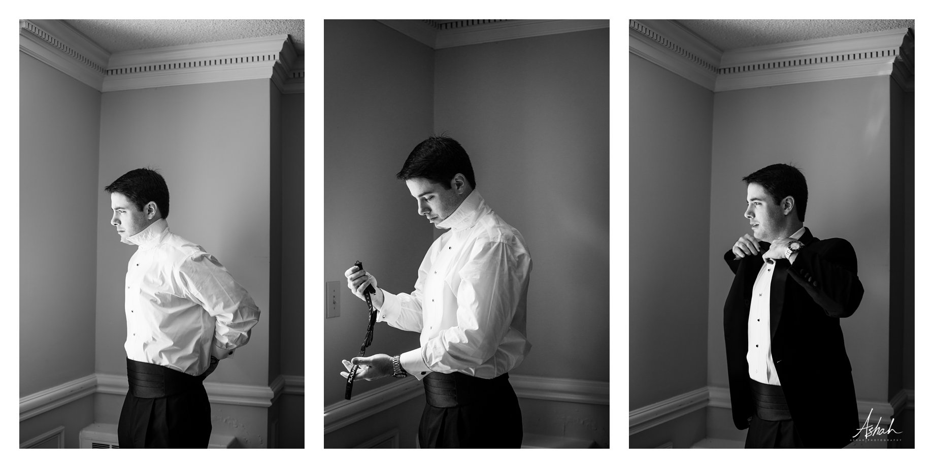 The Groom - Macon Wedding Photographer