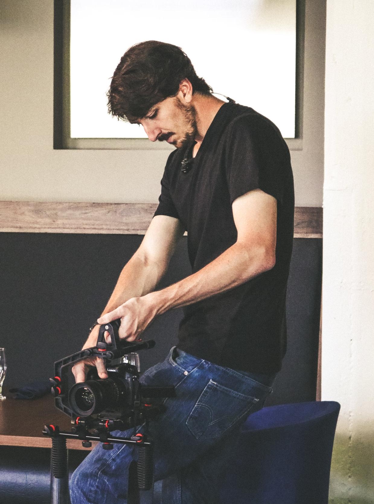 MADISON REYNOLDS - CREATOR OF TOO TALL MEDIACINEMATOGRAPHER /EDITOR
