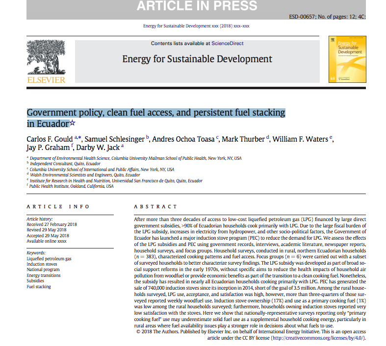 Government policy, clean fuel access, and persistent fuel stacking in Ecuador.png