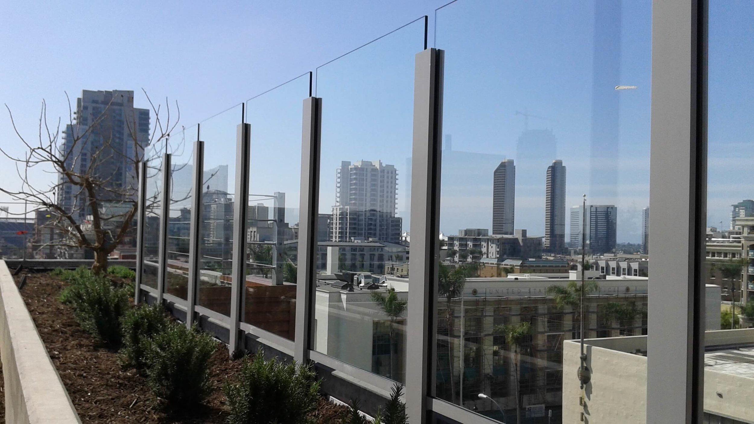 Glass Wall / Windscreens