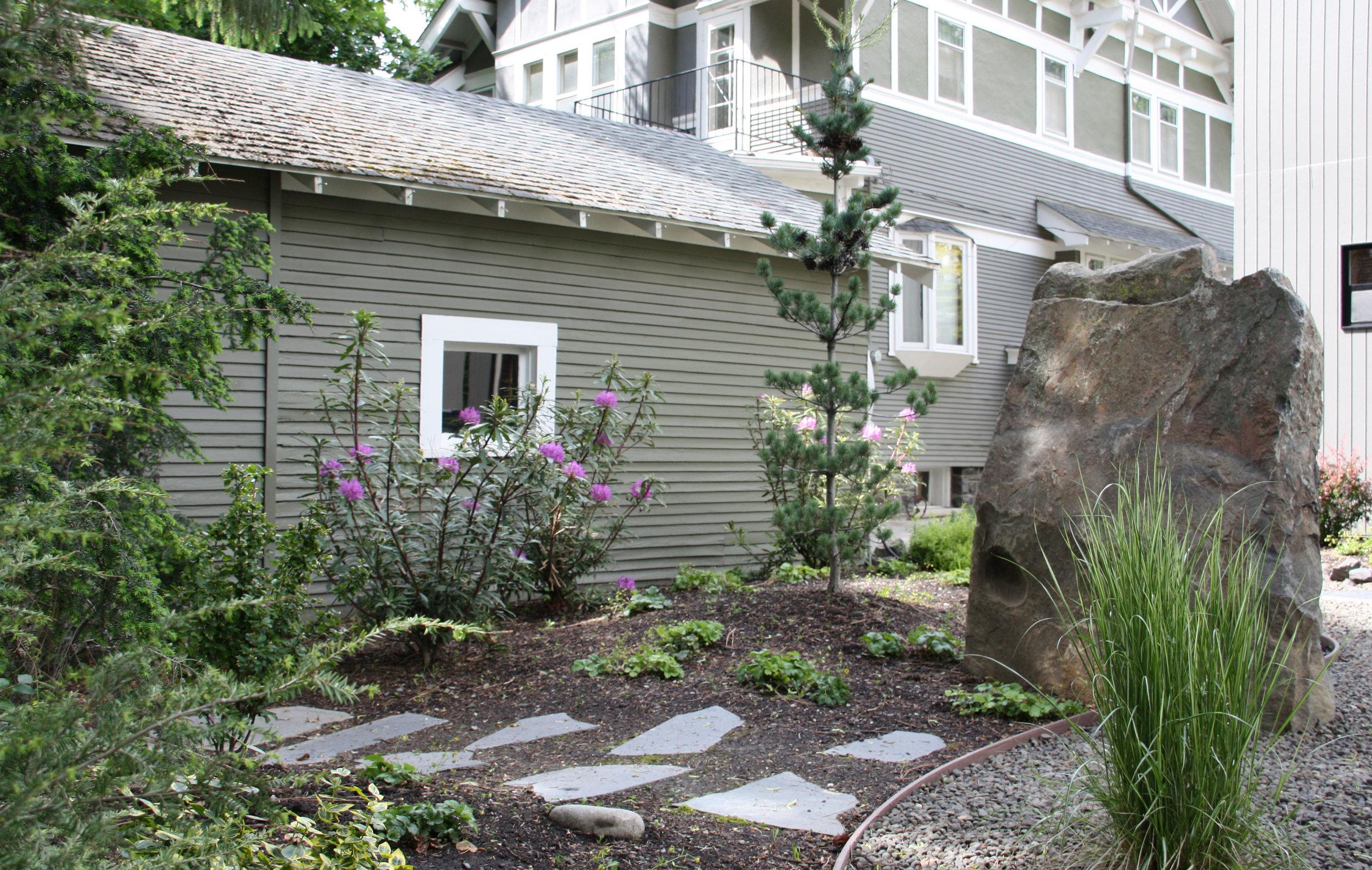 northwest craftsman garden