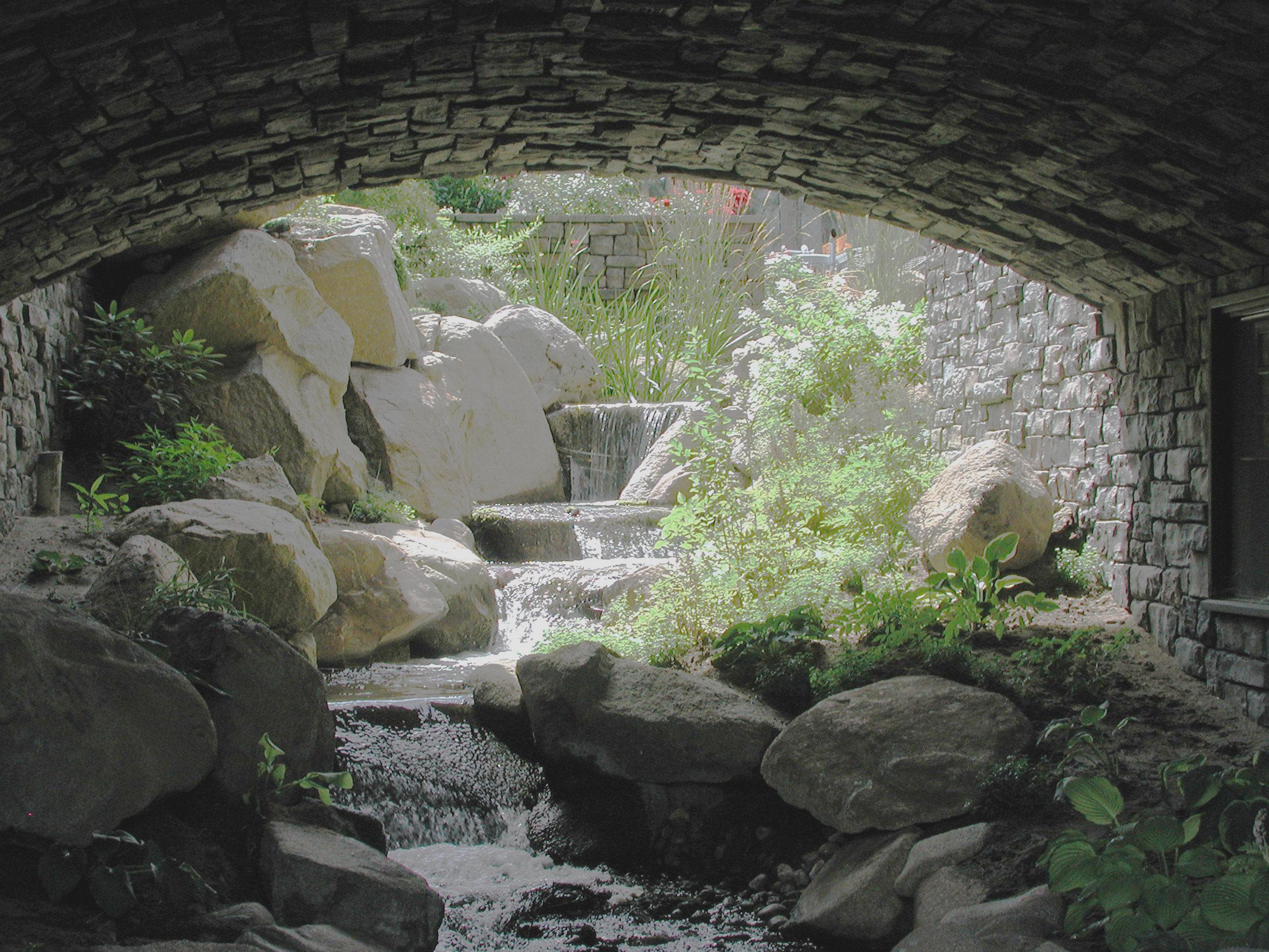 Water Features Spokane Coeur D Alene Landscaping Pacific Garden Design