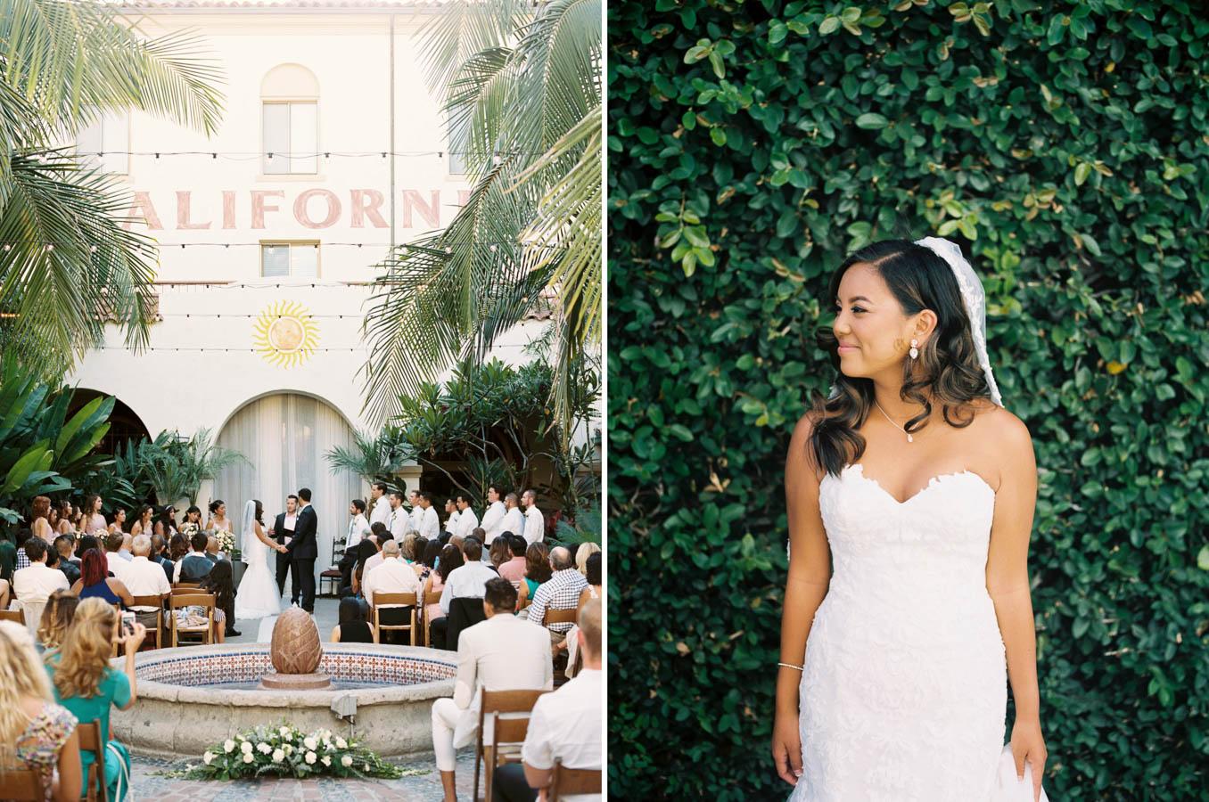 Alyssa Joy Photography - Los Angeles CA Film Wedding Photographer - Fullerton CA Wedding
