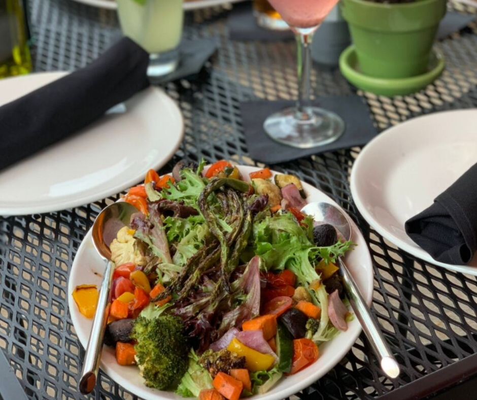 Arrosto Salad.