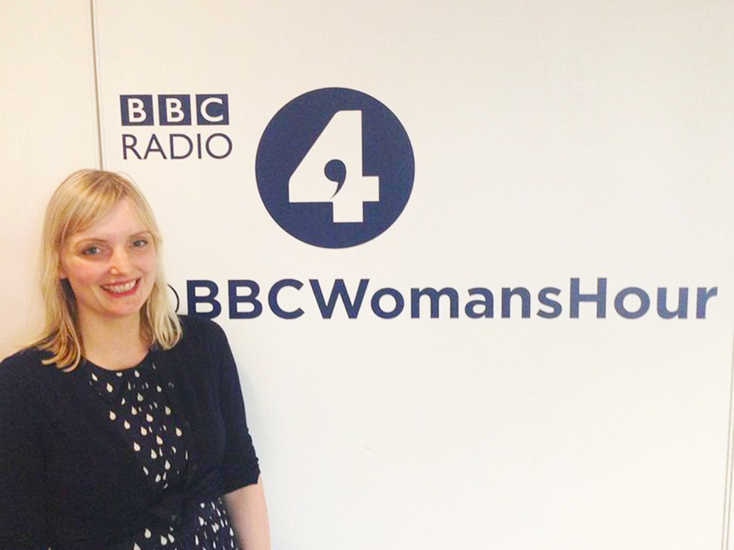 So excited to have been invited on to BBC Radio 4 Woman's Hour to talk solo travel with Jenni Murray