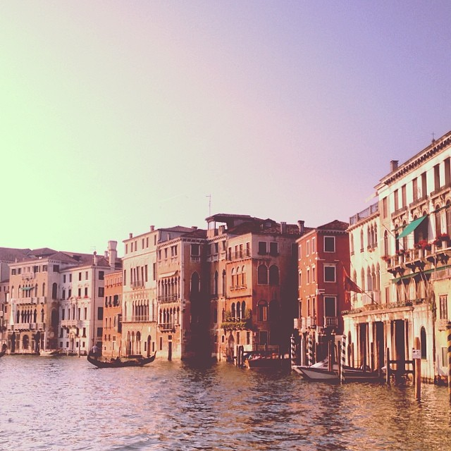 Venice is one of the best first time solo travel destinations