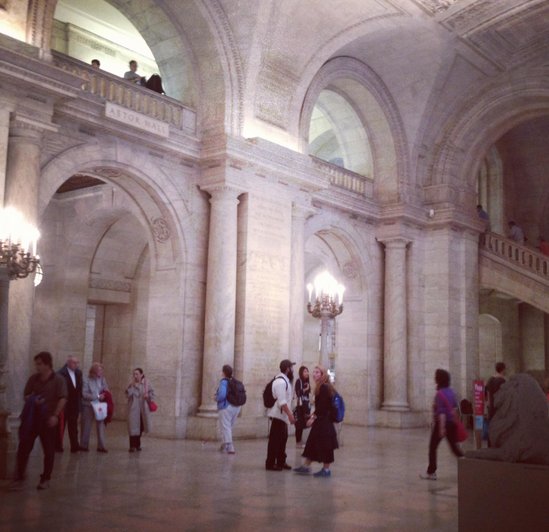 The ultimate solo travel guide to New York - New York Public Library