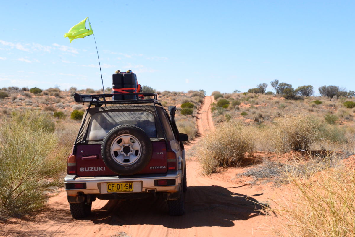 Why I'm solo driving through the Australian Outback