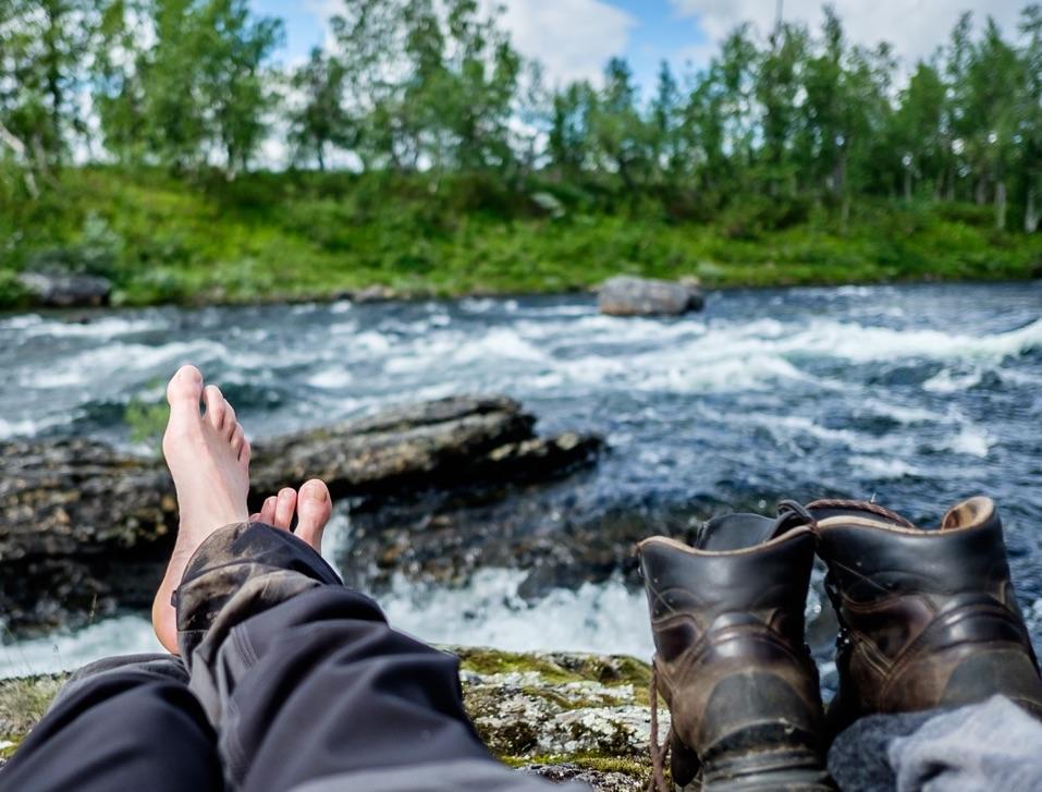 Hiking in Scandinavia