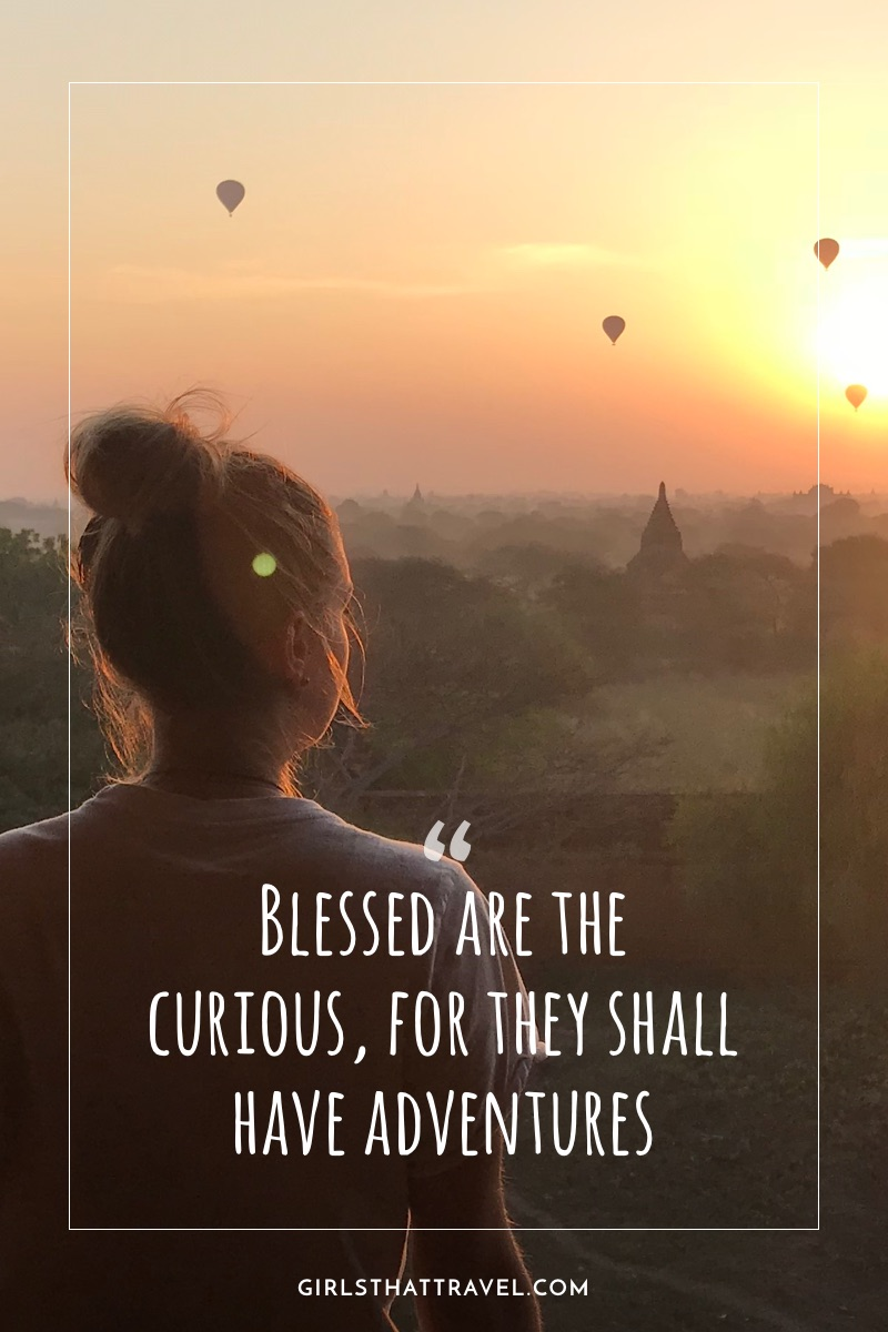 17 Travel Adventure Quotes To Fuel Your Wanderlust A Girls Guide To Travelling Alone