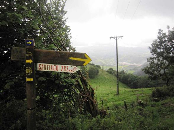 Hiking the Camino de Santiago alone
