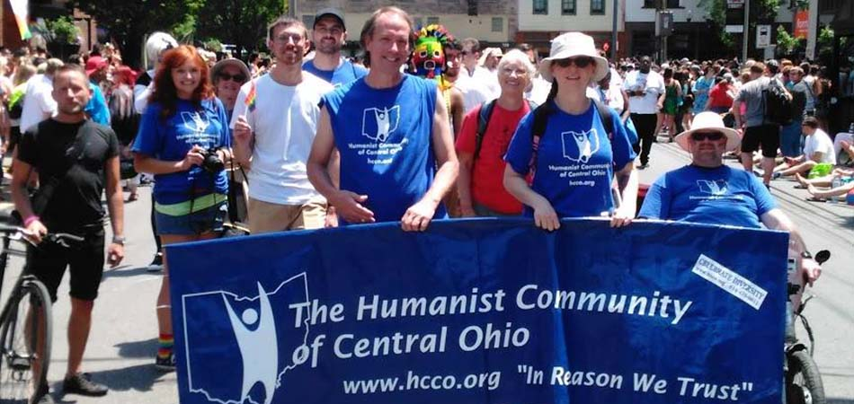 The Humanist Community of Central Ohio   A proud chapter of The American Humanist Association, their mission is to provide a supportive local community for humanists and other nontheists in the Central Ohio area. They provide relevant secular presentations at their Humanist Program as well as a number of other educational events around rationality, mindfulness, and free thought. Their community has monthly events in the coop space.