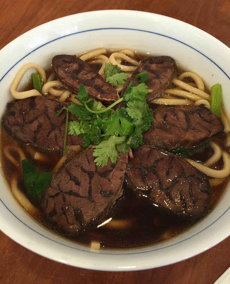 Beef Noodle Soup  红烧牛汤面