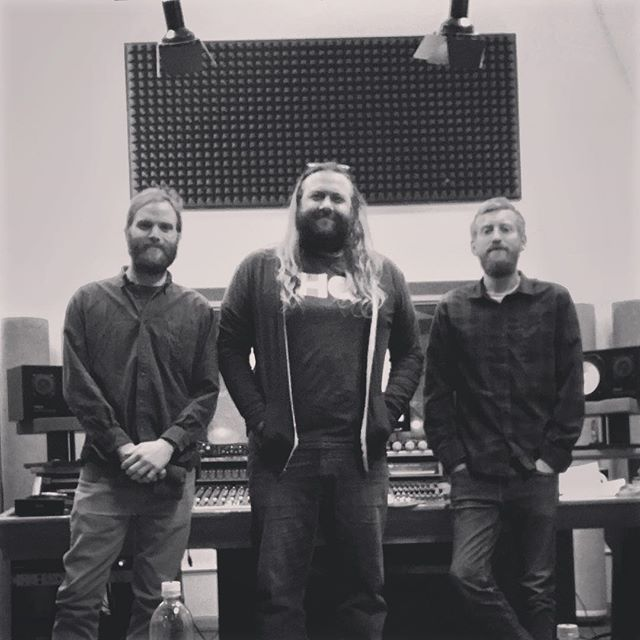 Spent a great week at Blockhouse Studios working on the new record with two of my best friends. Really proud of what we've created and am excited to share it with you later this year!