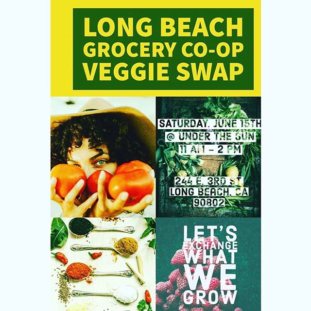 Hey all! I'm going to be playing a set of music tomorrow for the @longbeachgrocerycoop veggie swap. The event runs from 11-2 at @underthesunlb and I'll be playing around 11:30 am. Hope to see you there! . . . . #lbgc #livemusic #underthesunlb #visitlb #Thisislongbeach # #lbshows #singersongwriter #562 #indie #alternative #freeshow #veggieswap #honesthorse #longbeachca #longbeach #california #lbmusic #lbc #dtlb