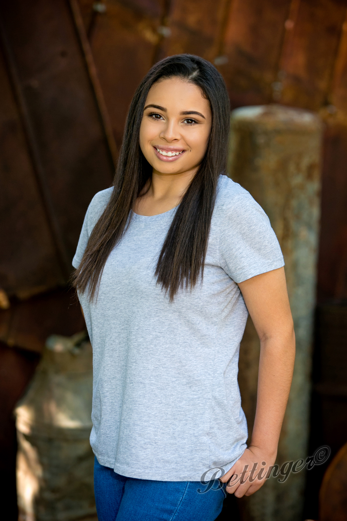 - We love the sweet and simple looks of Anastasia in her senior portraits. Have a great year!