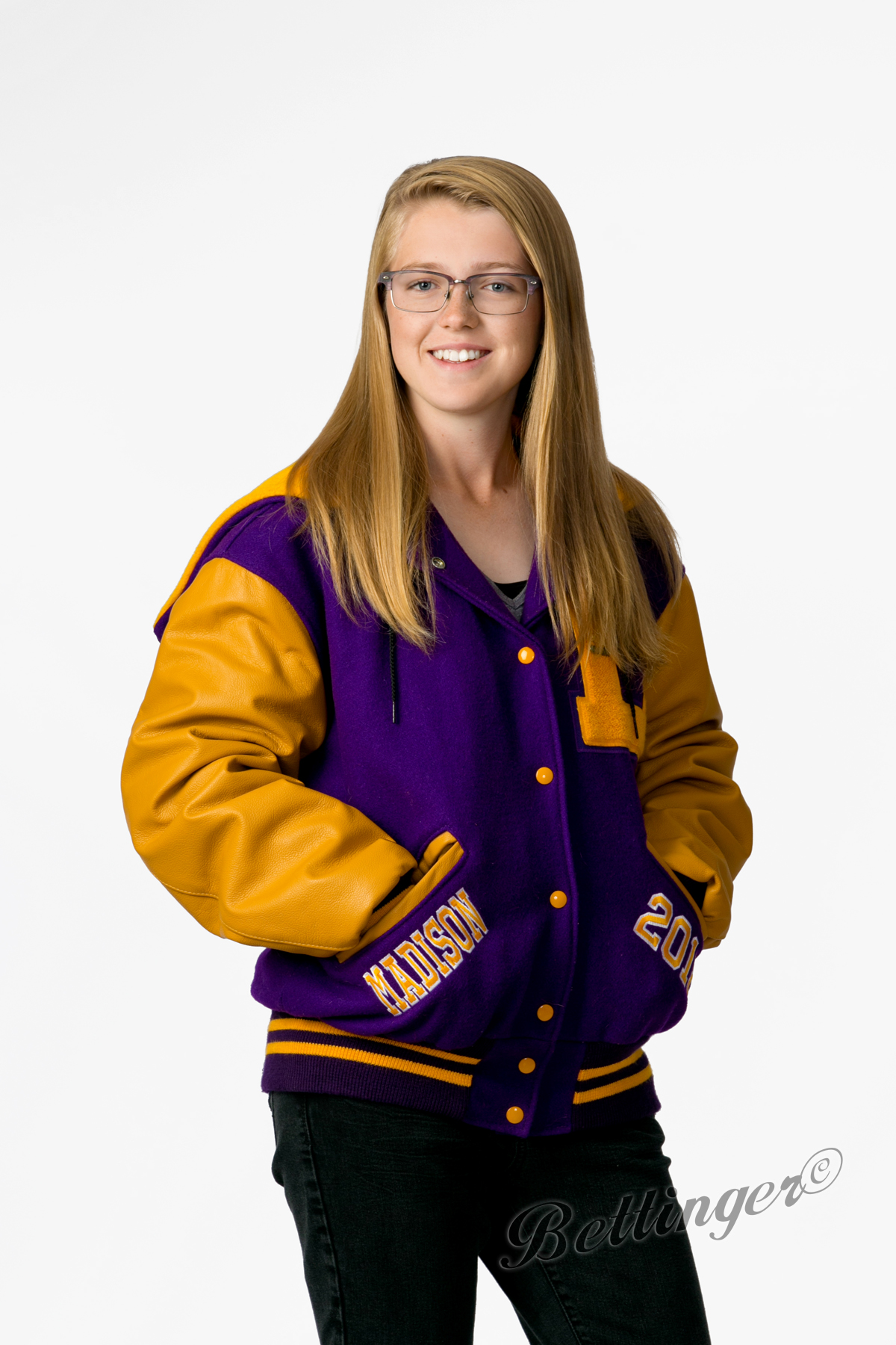 - Madison plays the drums, both set and in marching band. She says that marching band is the best thing she has ever done for herself. She loves hockey and football and wants to be a Veterinarian.