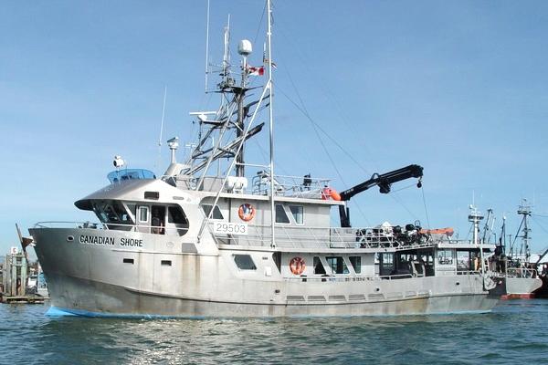 FV Canadian Shore - Tuna and Prawns