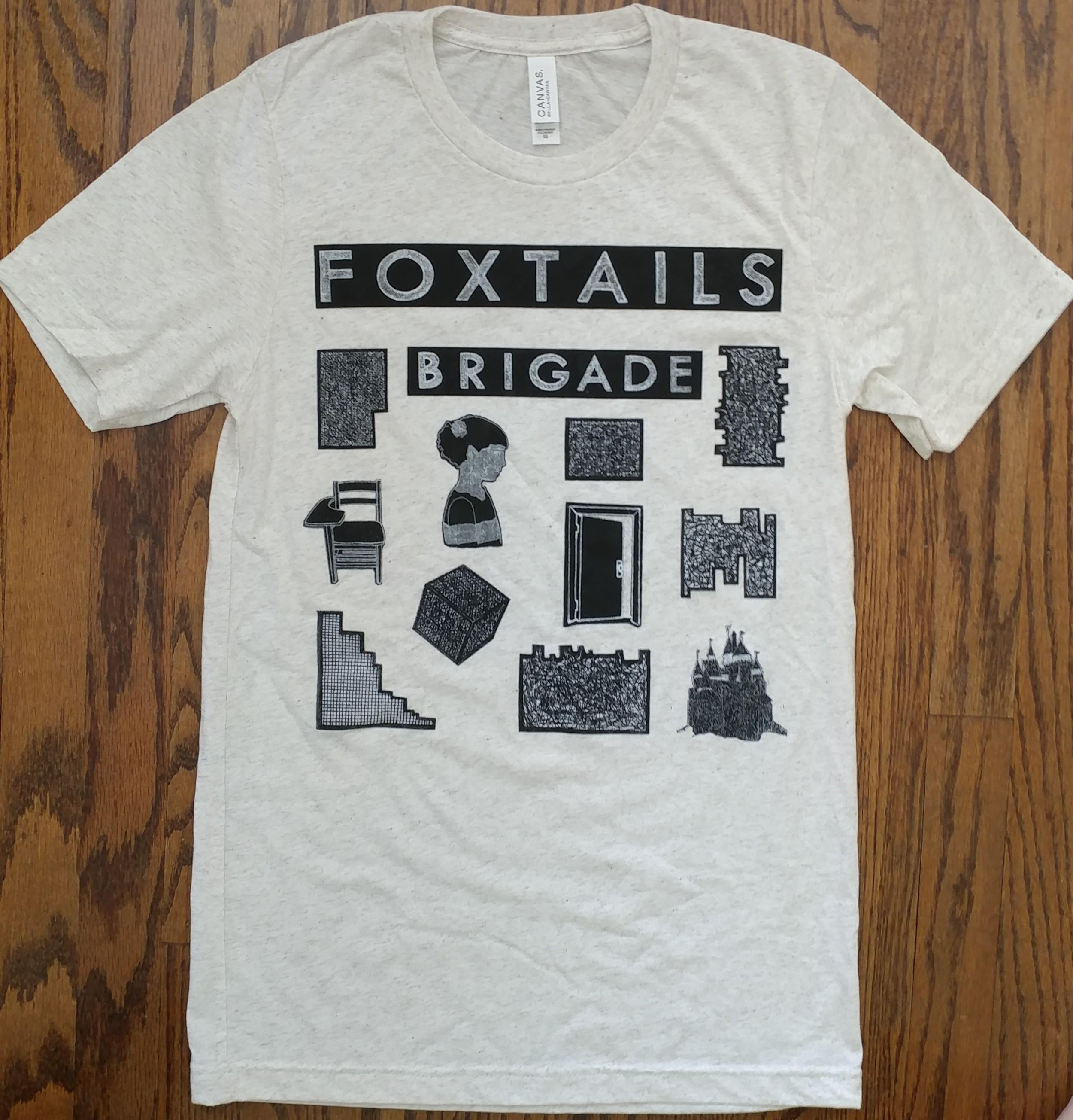 2019 T-Shirt in Oatmeal Fleck
