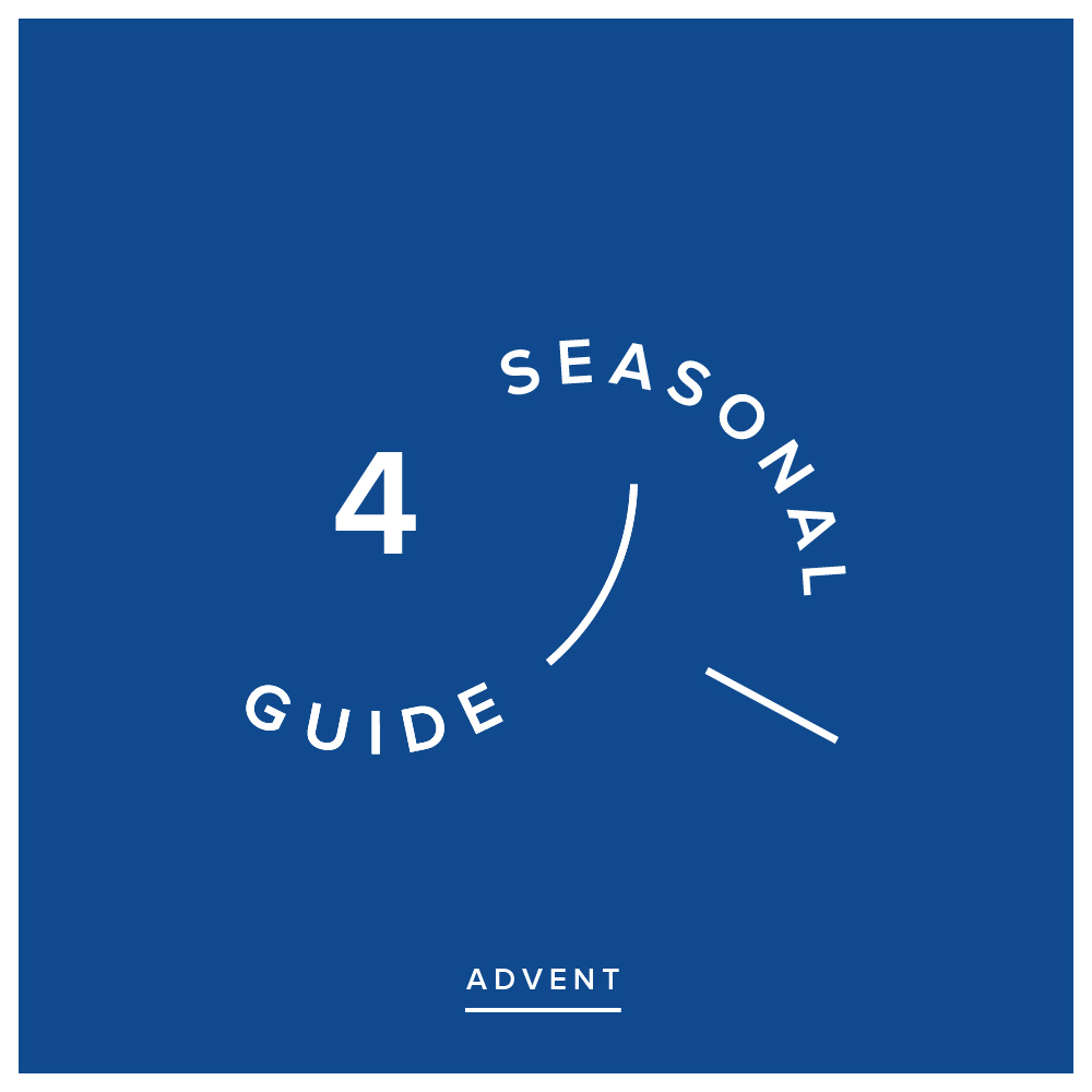 Seasonal Guide - Volume 4 - ADVENT - This year we are providing Blueprinters with a printed guide for the different seasons of the church calendar. These will follow on from every Sunday message, and will be a great tool for personal devotion or group reflection.We highly recommend grabbing a physical copy at a service, but here's a digital version for those who might need one:
