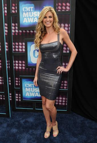 Erin Andrews - CMT Music Awards