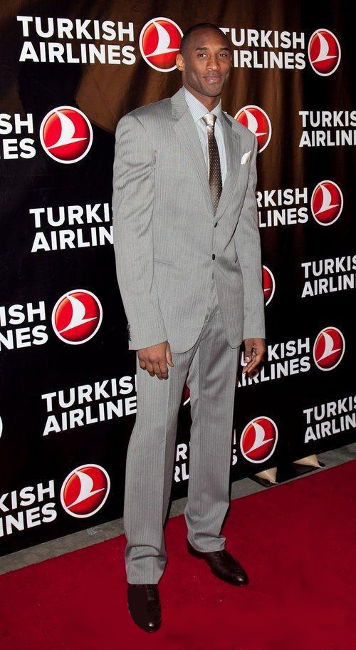 Kobe Bryant - Turkish Airlines Celebration of Istanbul Service Launch