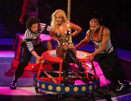 Britney Spears - Circus World Tour