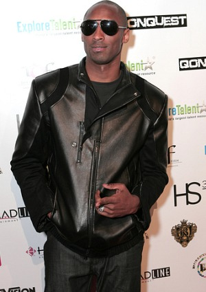 Kobe Bryant  - Guitar Hero Party
