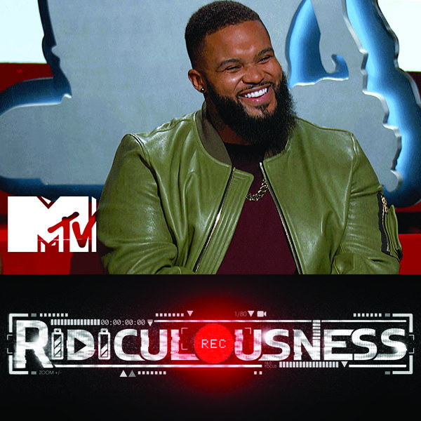Prince Fielder  - MTV's  Ridiculousness