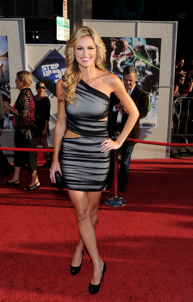 Erin Andrews  -  Step Up 3D  premiere
